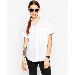 ASOS Short Sleeve Shirt with Pockets